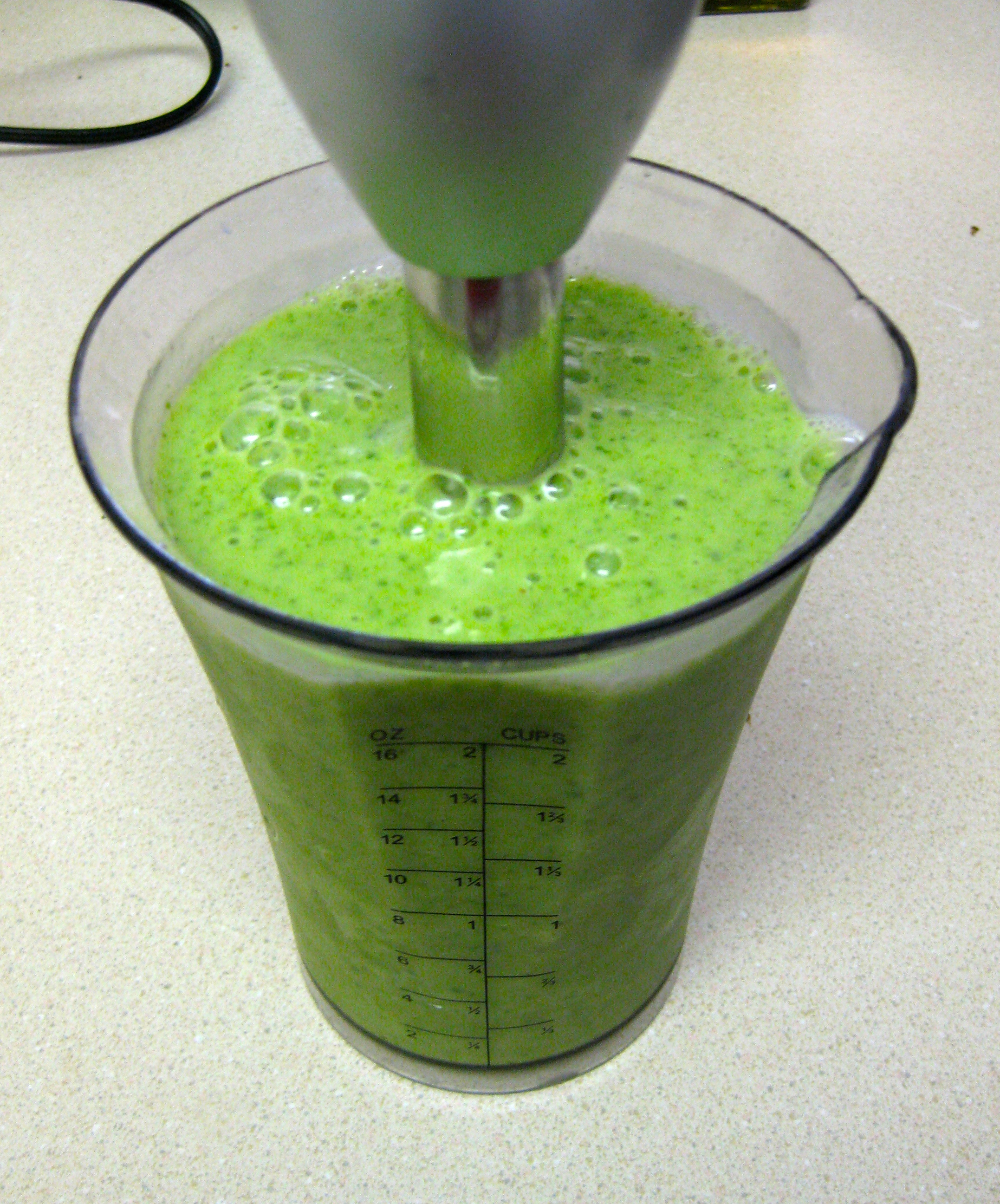 Orange Creamsicle Spinach Smoothie and Bootcamp Update |