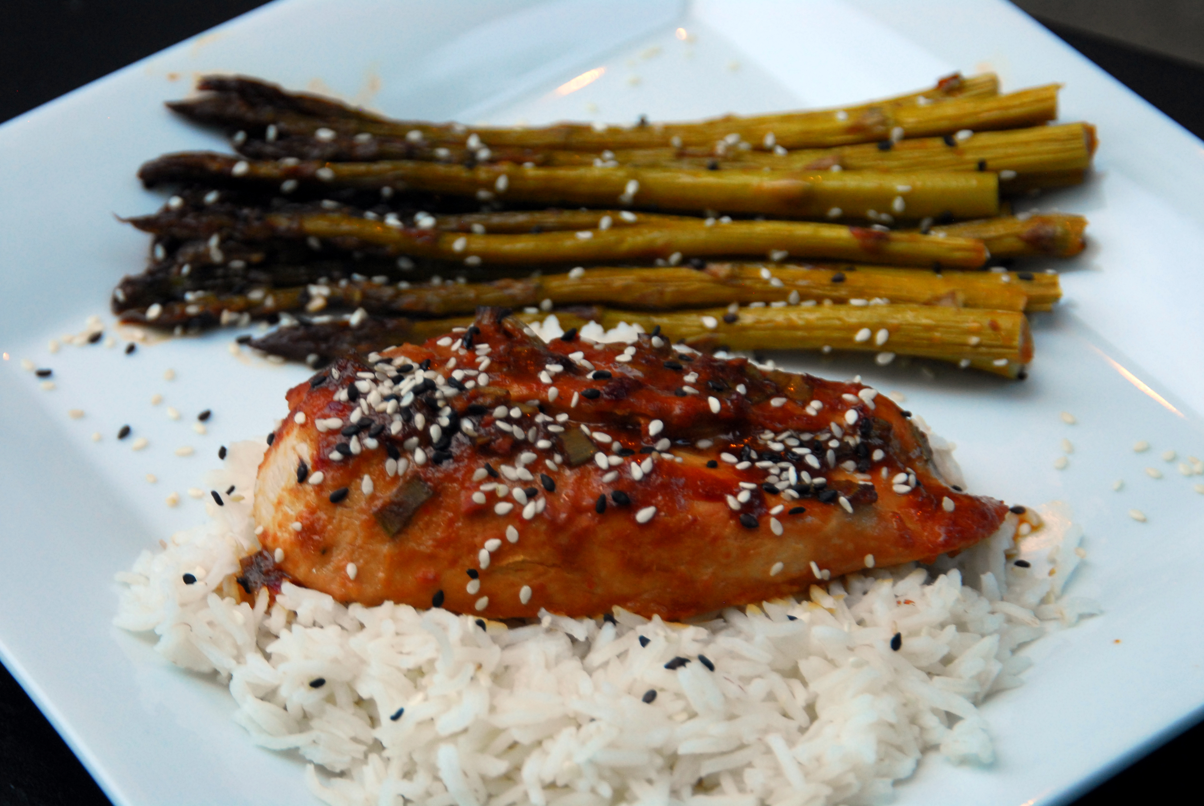 Easy Baked Miso Chicken and Latest Reads |