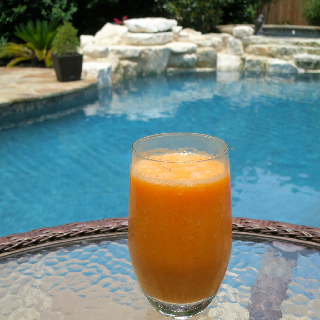 Carrot Orange Smoothie