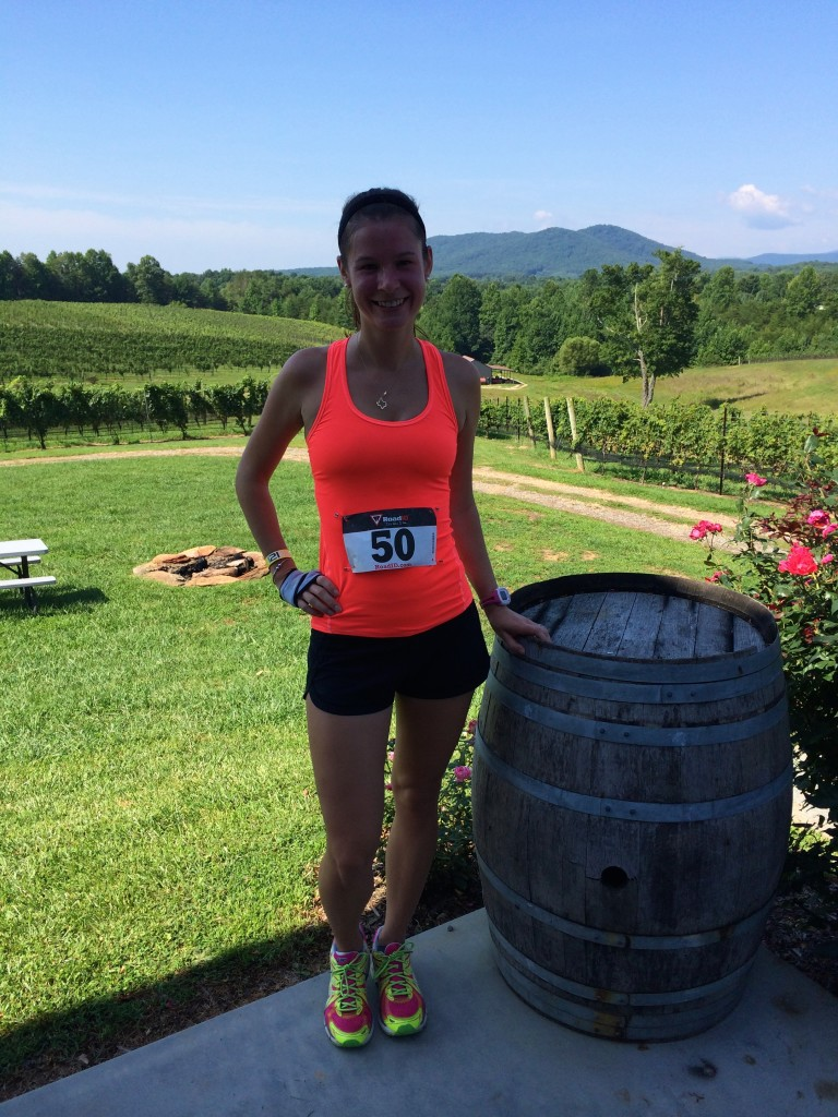 Vineyard Stomp 5K