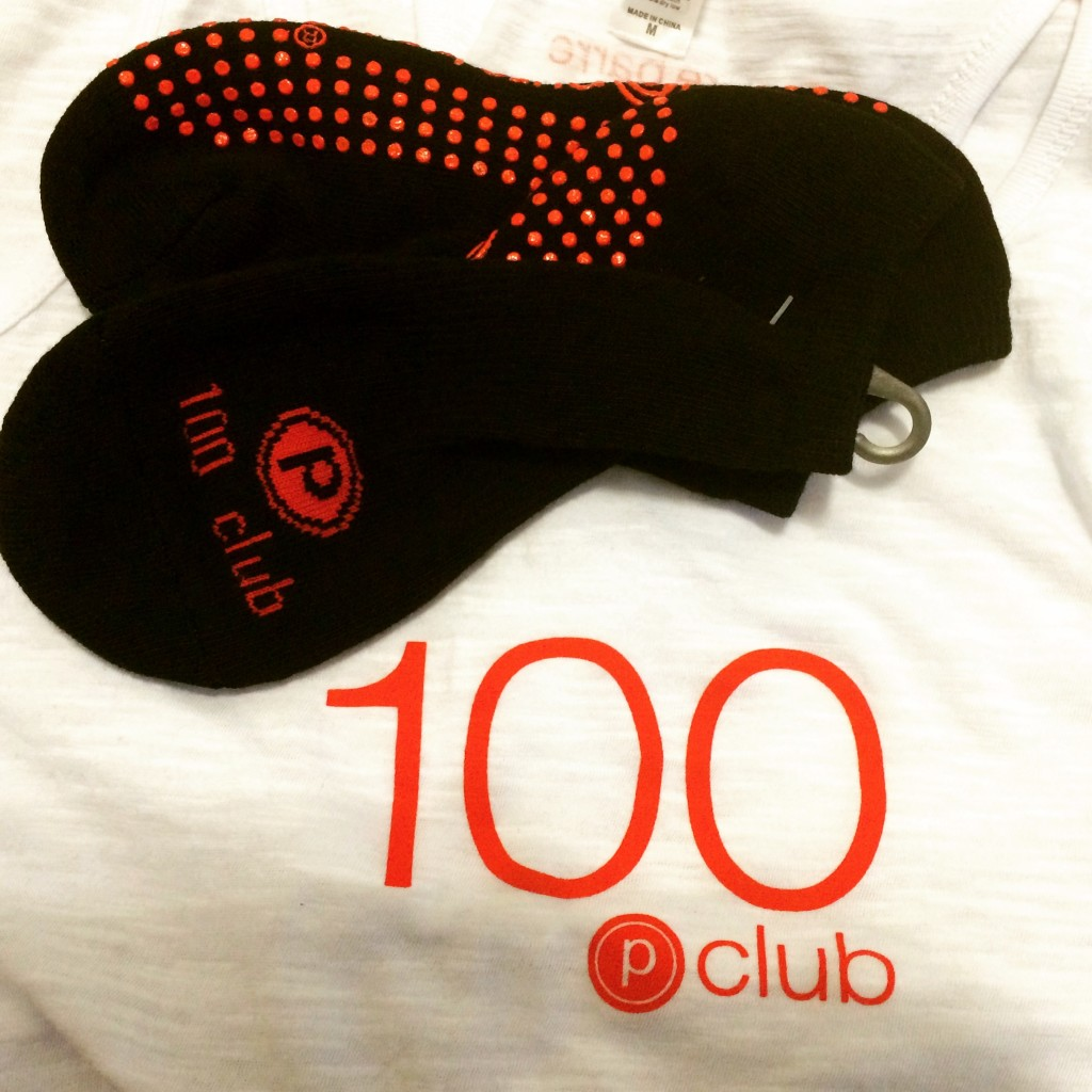 Pure Barre 100 Club